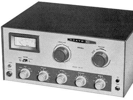 Heathkit DX-60